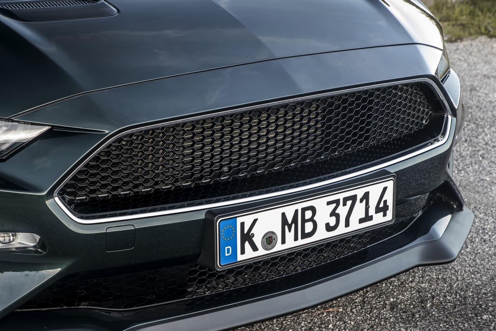 Ford Mustang Bullitt 2018 1018 111