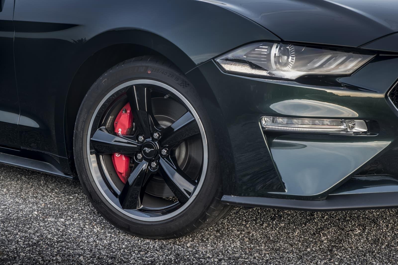 Ford Mustang Bullitt 2018 1018 115