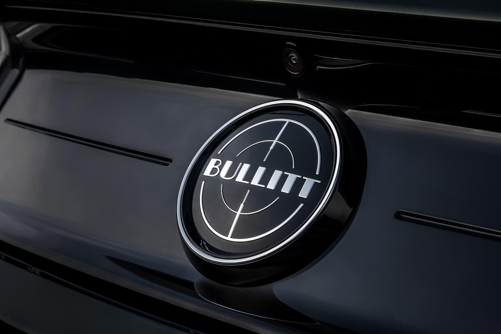 Ford Mustang Bullitt 2018 1018 116