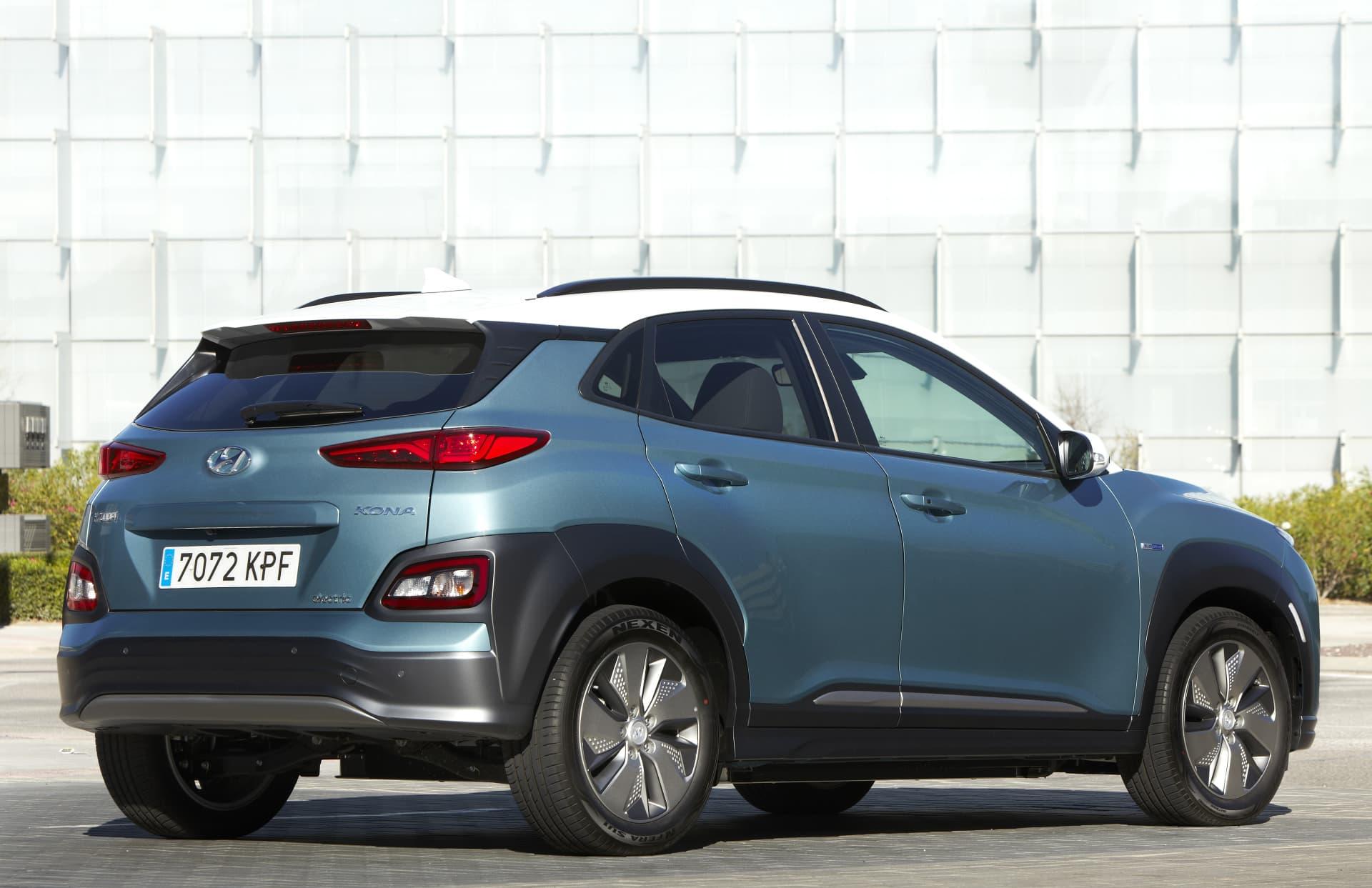 Hyundai Kona Fotos Dm 31
