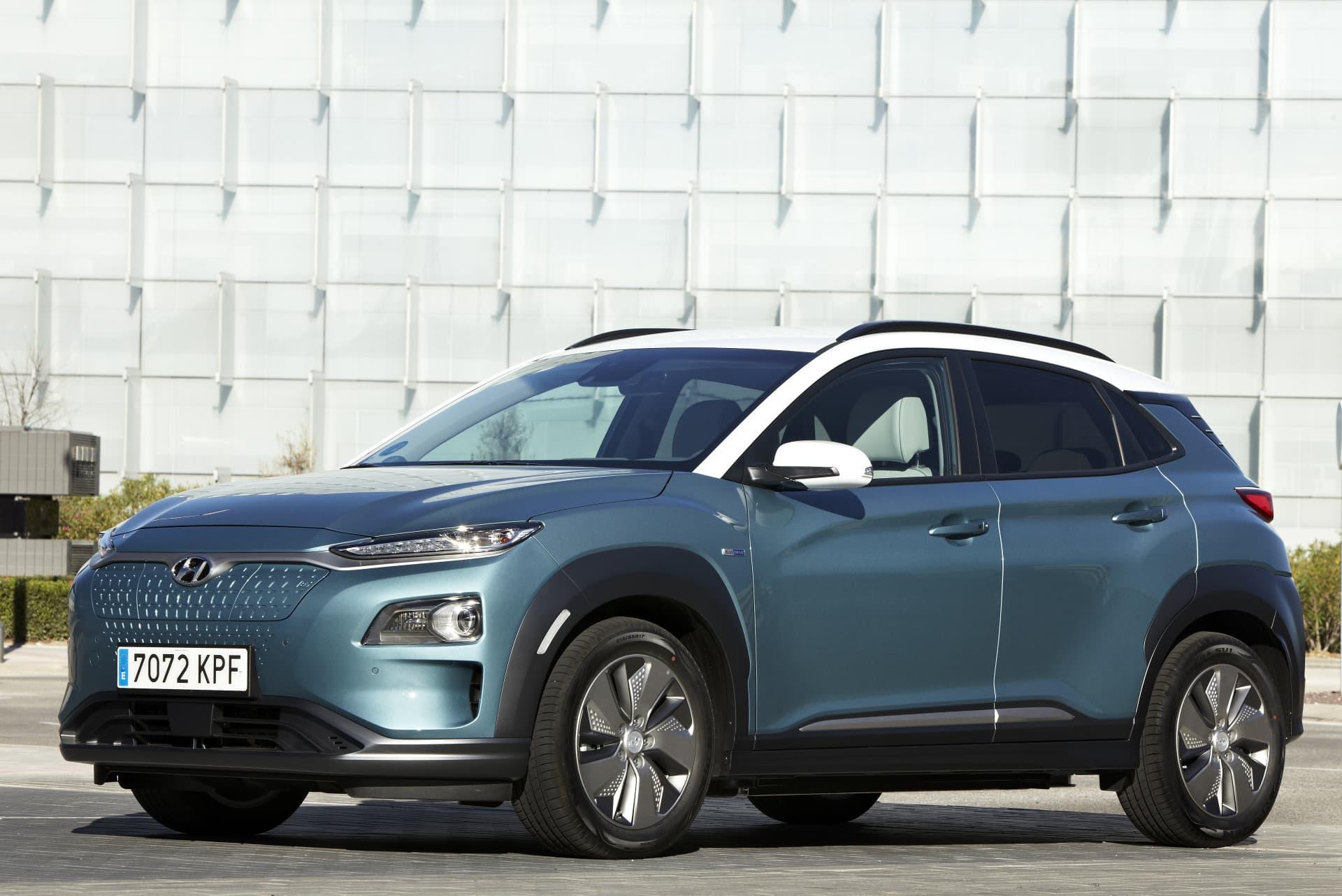 Hyundai Kona Fotos Dm 32