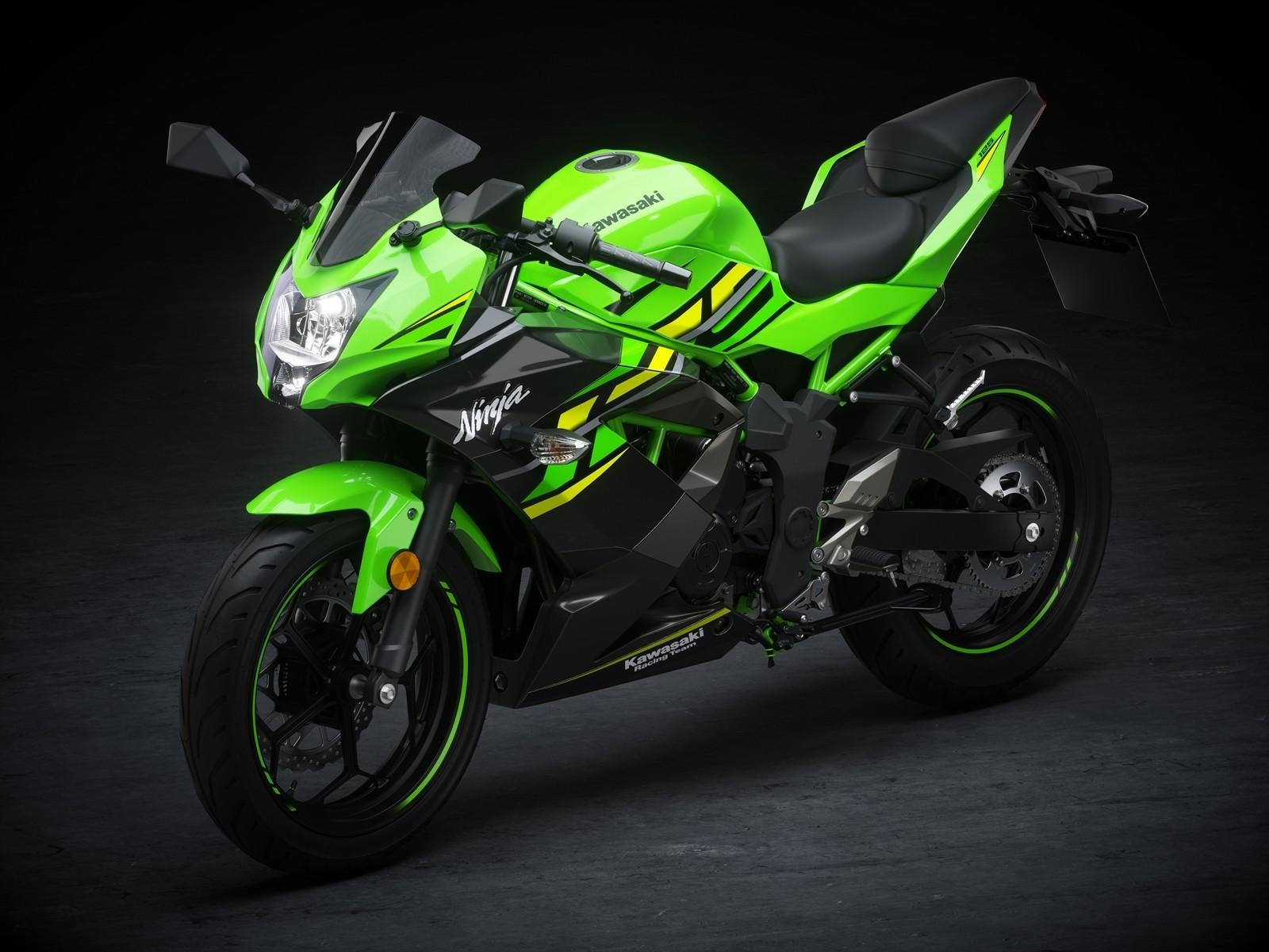 Kawasaki Ninja 125 Dm 4