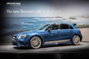 Mercedes Amg A35 2018 Azul 02 thumbnail