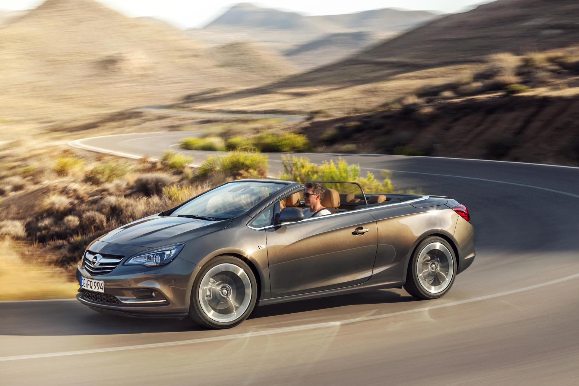 Opel Cabrio Despedida