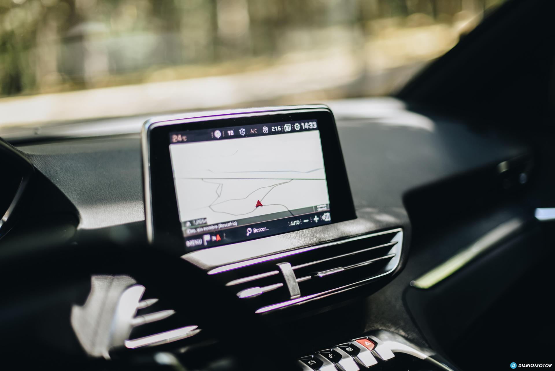 Peugeot 3008 Prueba Video 2