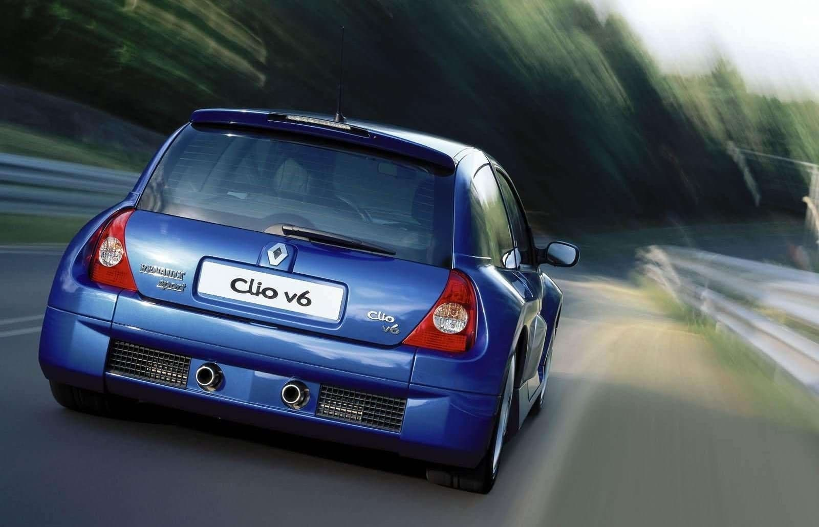 Renault Clio V6 Porsche 1018 001