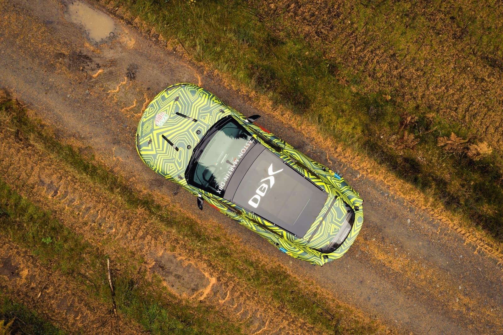Aston Martin 5th / 6th November 2018 Photo: Sam Riley