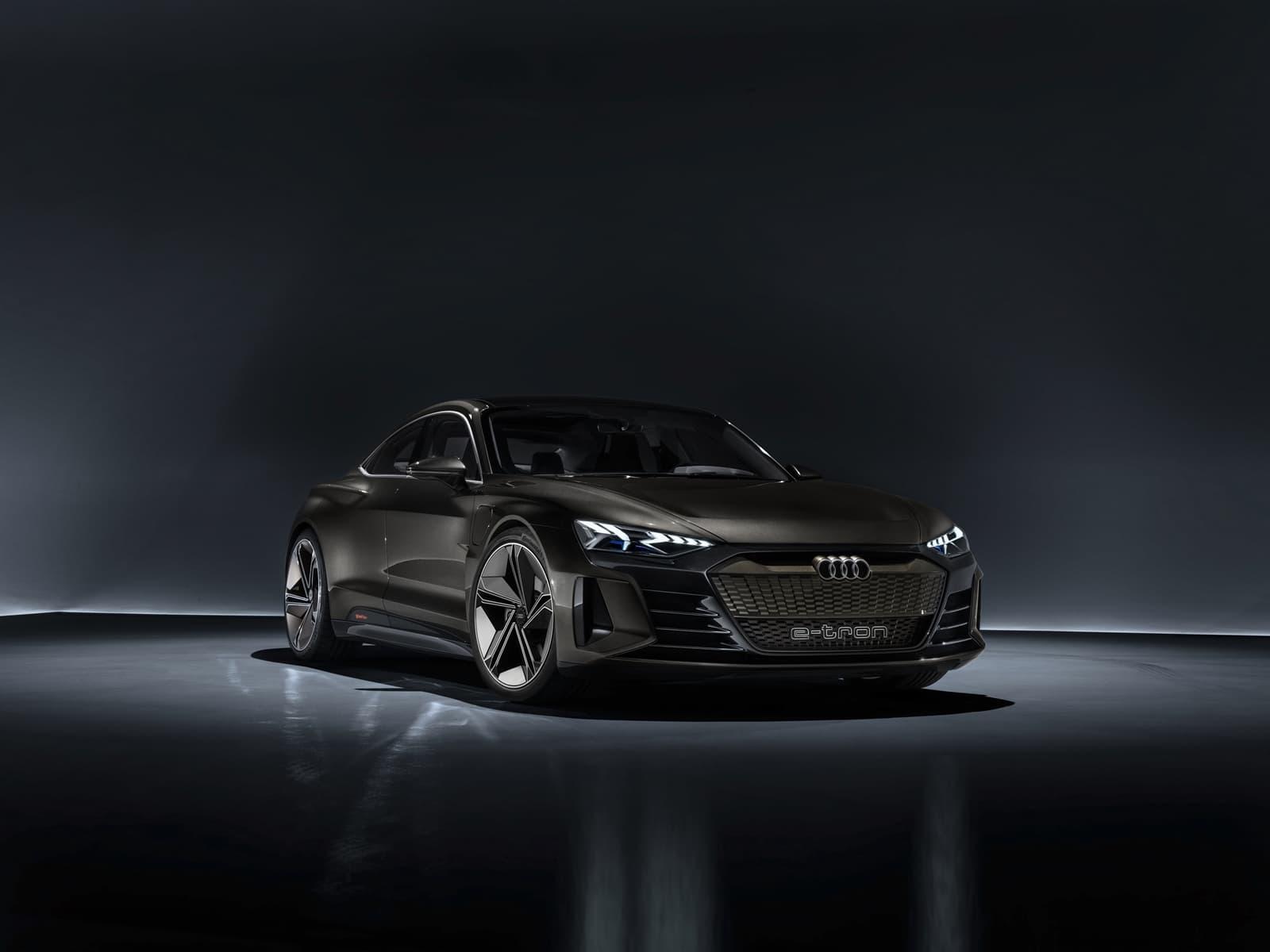 Audi E Tron Gt 291118 009