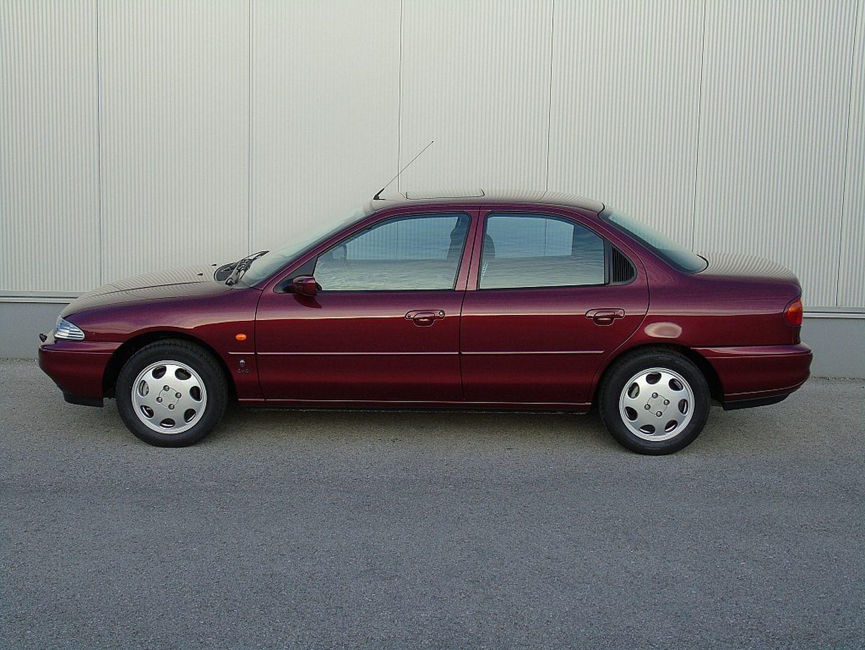Ford Mondeo Usado 1