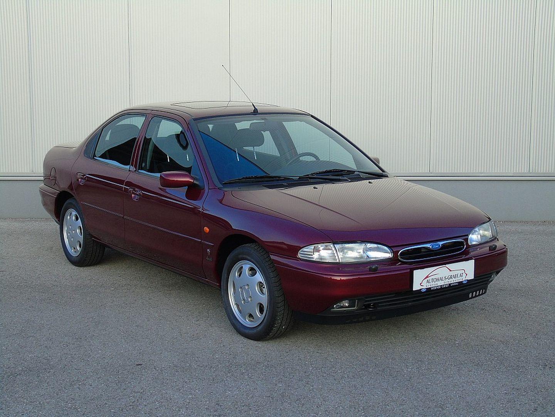 Ford Mondeo Usado 3