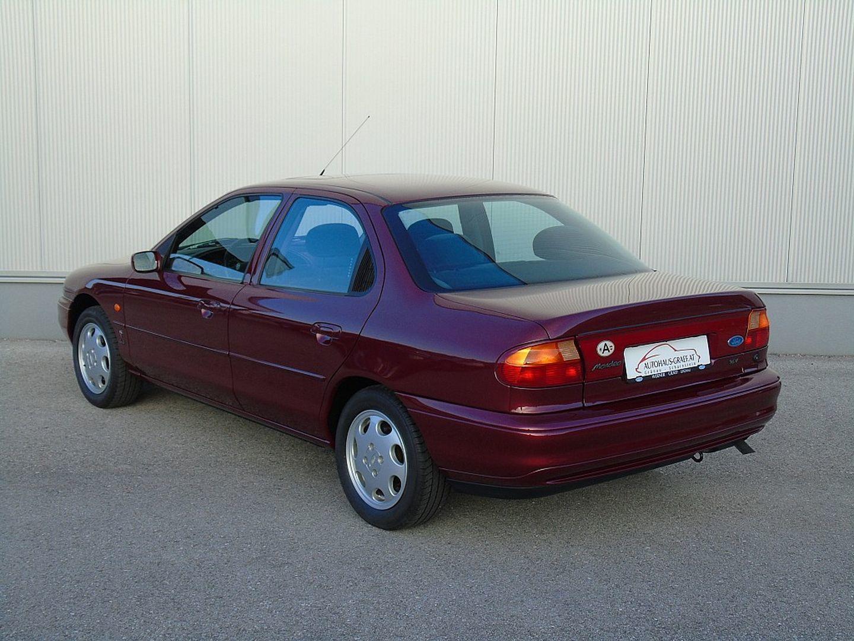 Ford Mondeo Usado 8