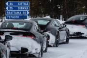 High Porsche 911 Testing Programme 2018 Porsche Ag 4 thumbnail