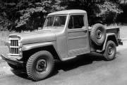 1954 Jeep® 4wd 1 Ton Pickup Truck thumbnail