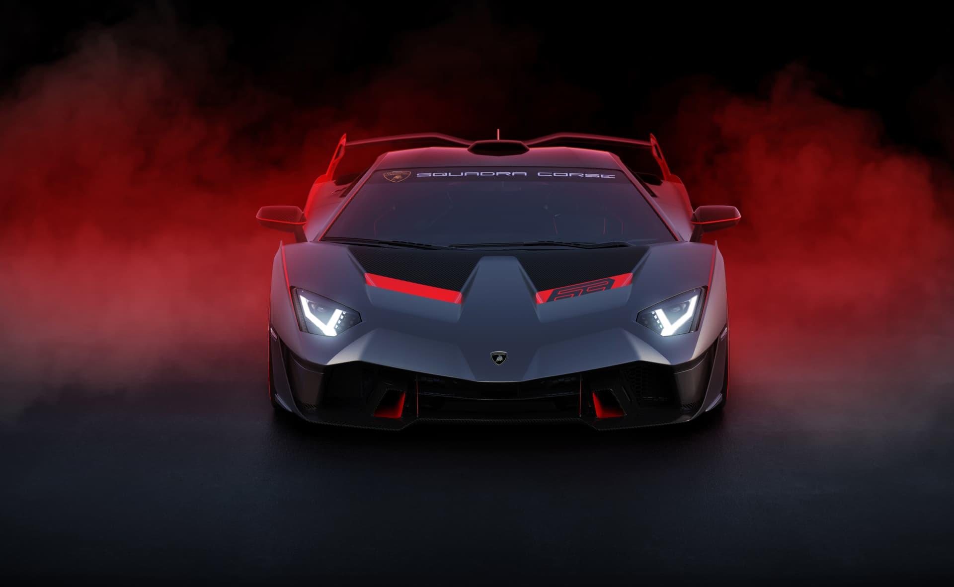 Lamborghini SC18 Alston El Primer Coche De Carretera