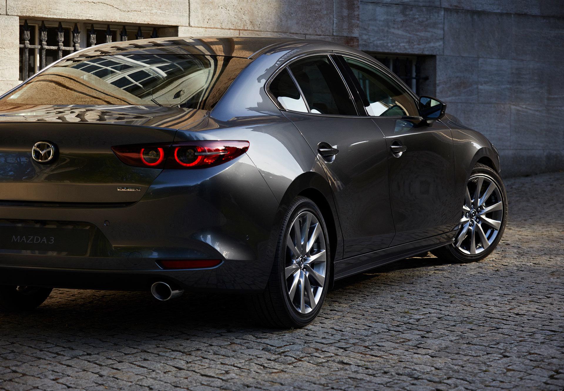 Mazda 3 2019 11
