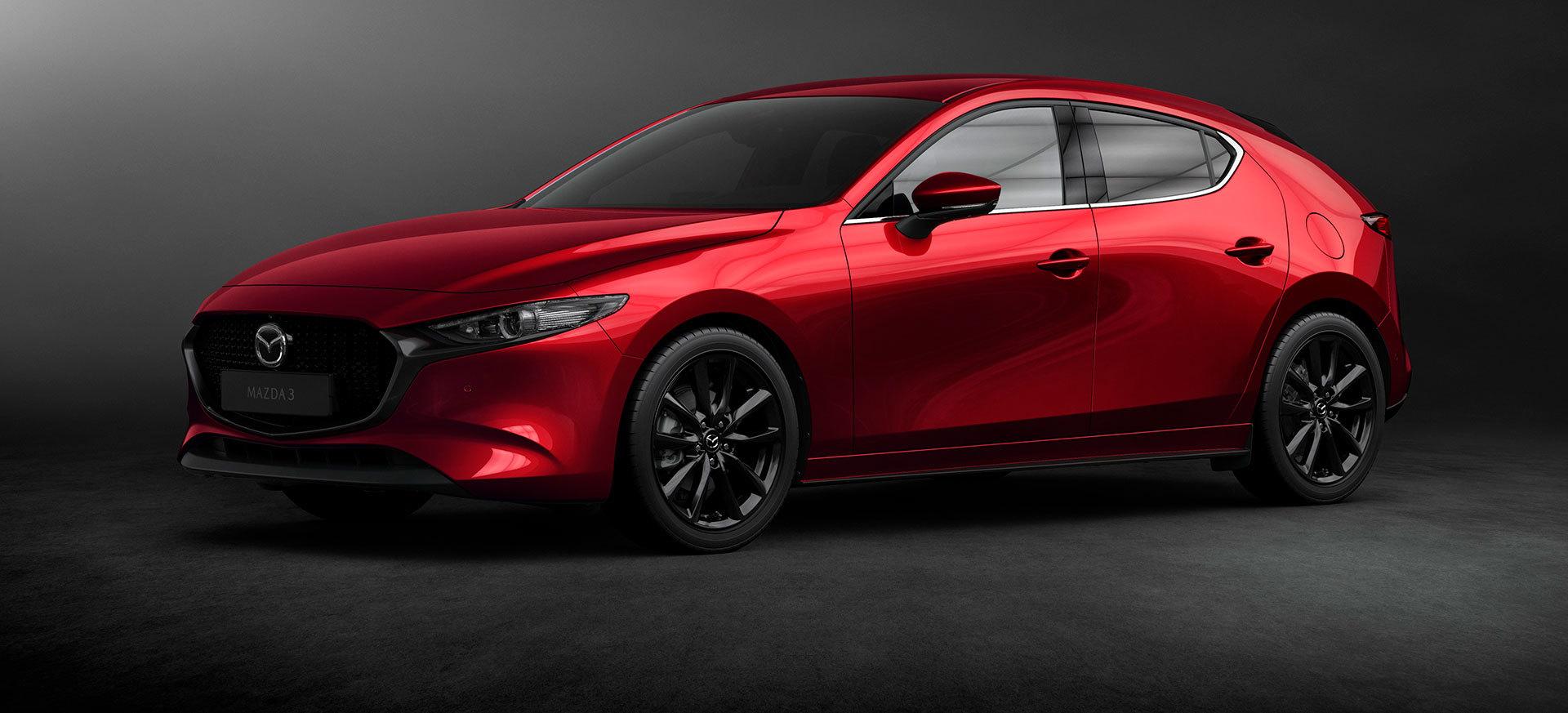 Mazda 3 2019 23