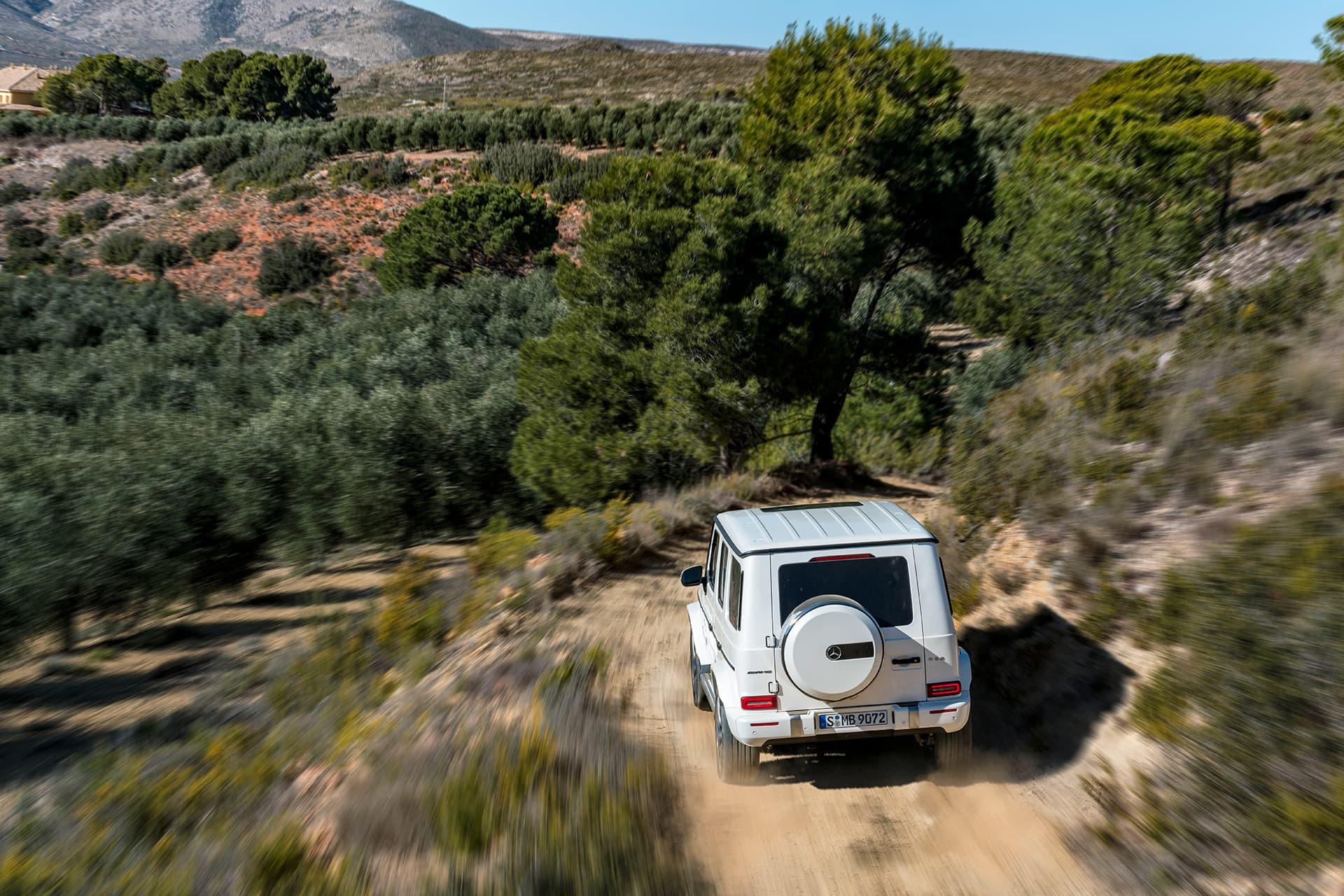 Mercedes Amg G 63 00005