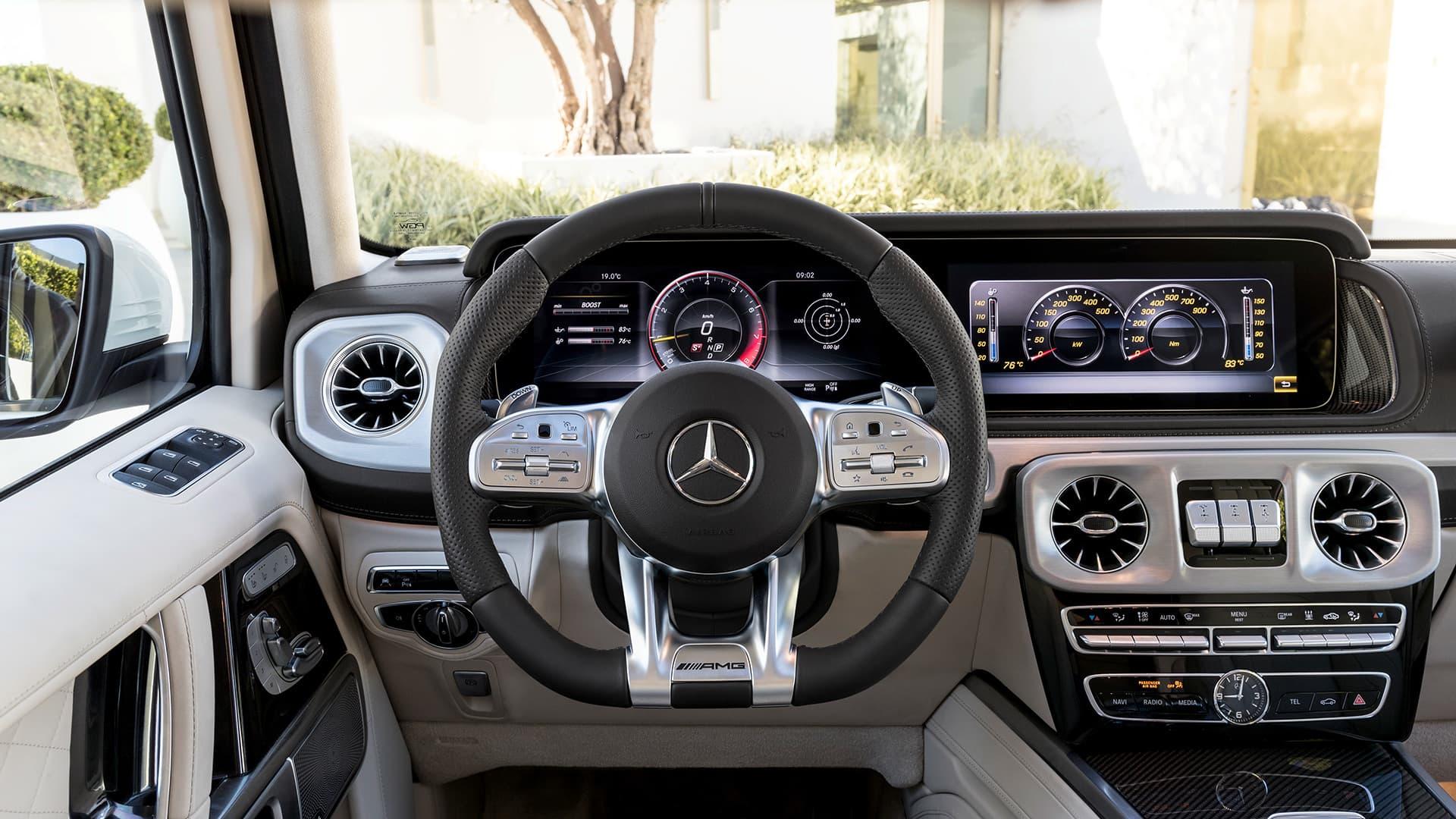 Mercedes Amg G 63 00008