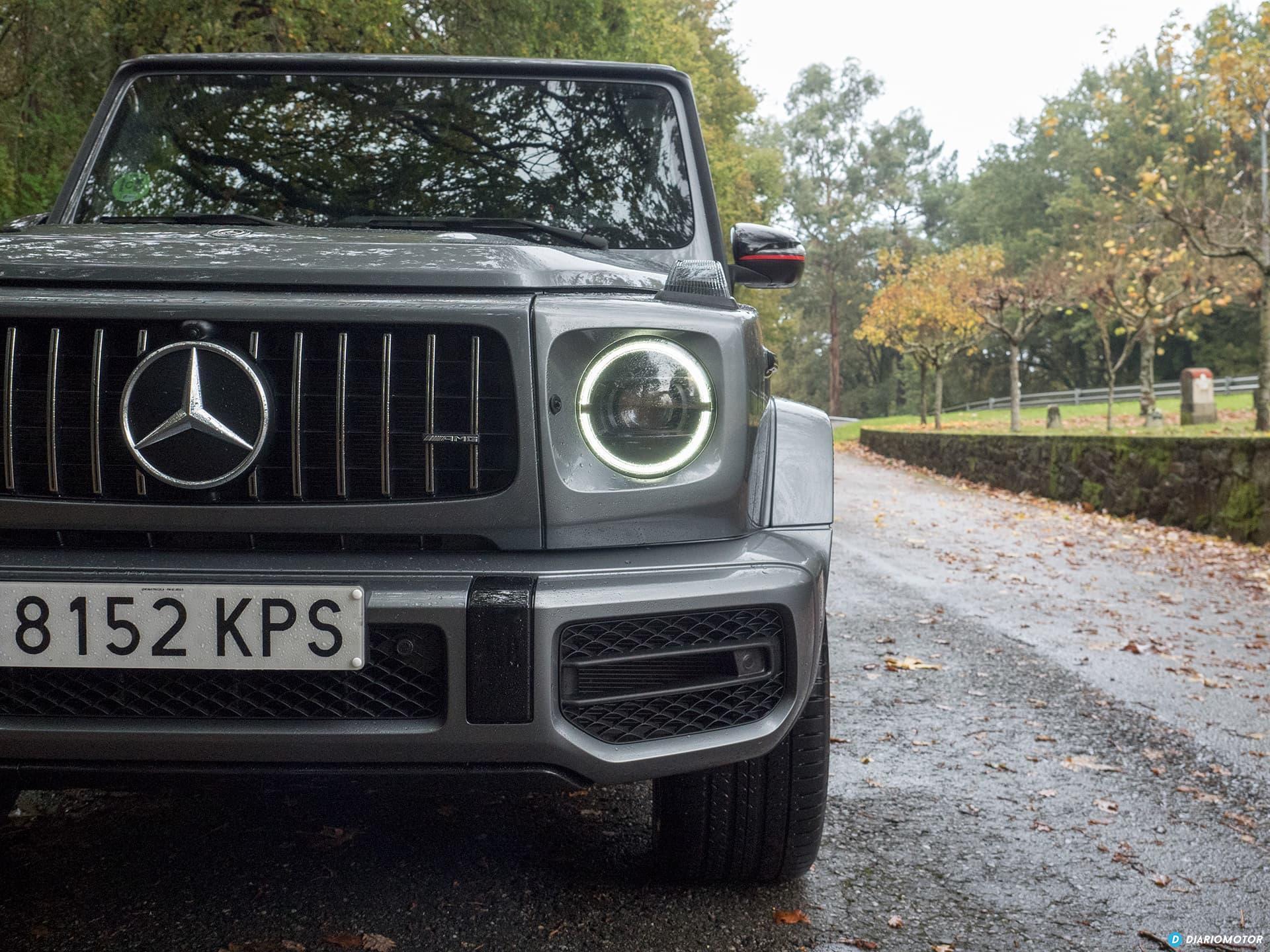 Mercedes Amg G 63 Exterior 00010