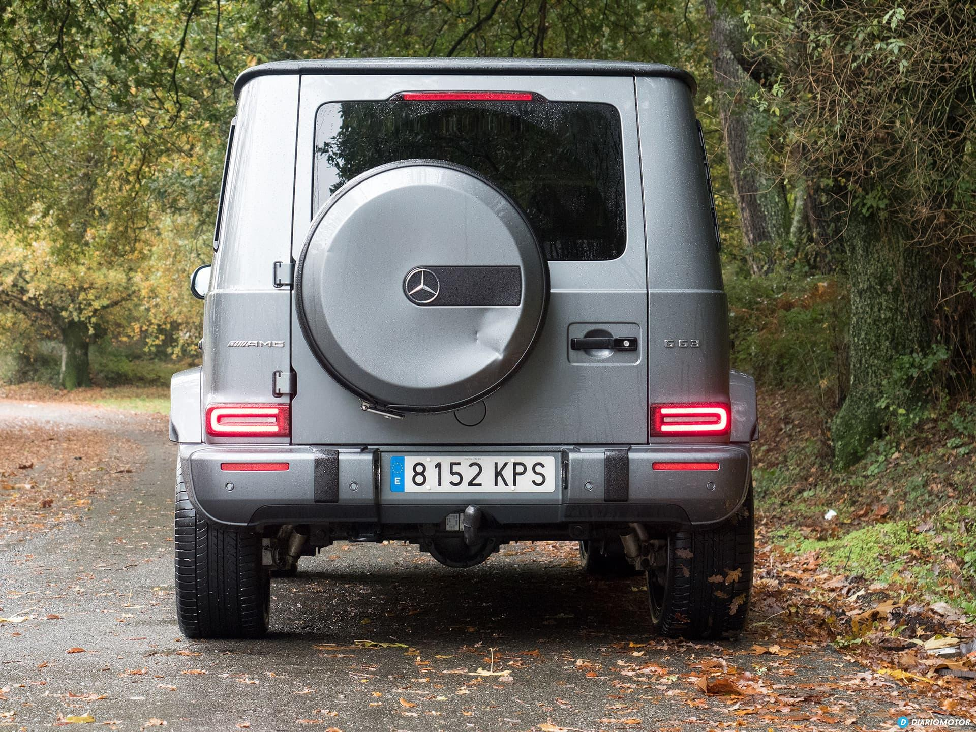 Mercedes Amg G 63 Exterior 00015