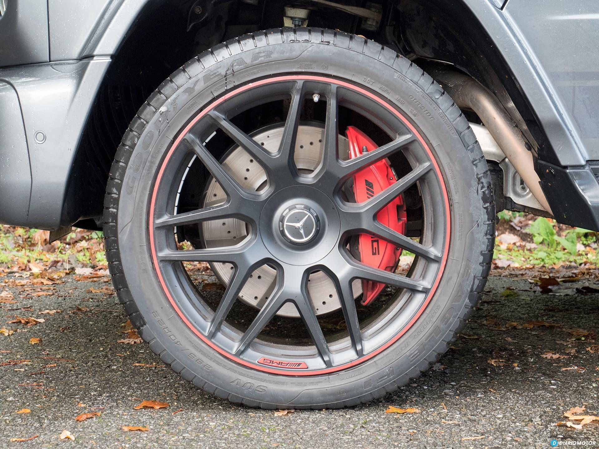 Mercedes Amg G 63 Interior 00006