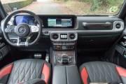 Mercedes Amg G 63 Interior 00012 thumbnail