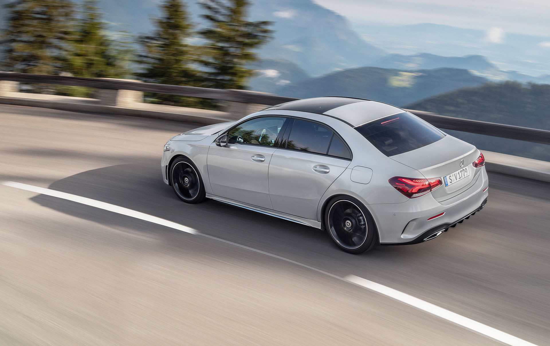 Mercedes Clase A Sedan 18 Precio