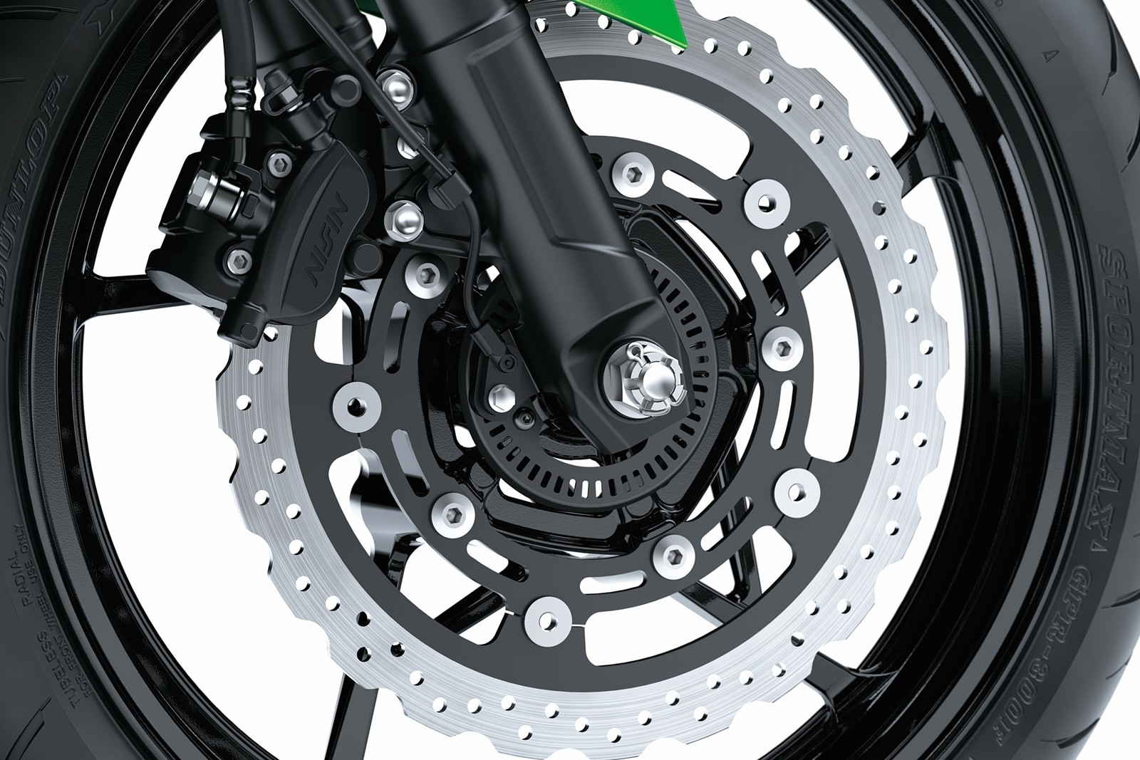 Moto Kawasaki Z400 Dm 11