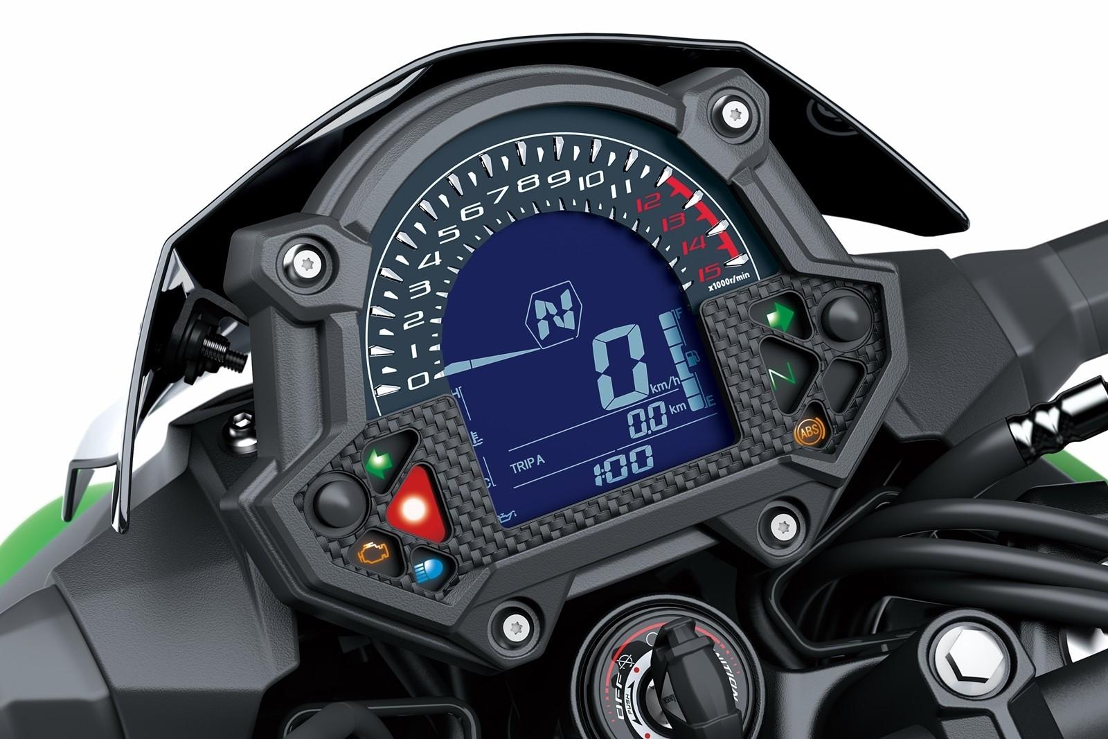 Moto Kawasaki Z400 Dm 13