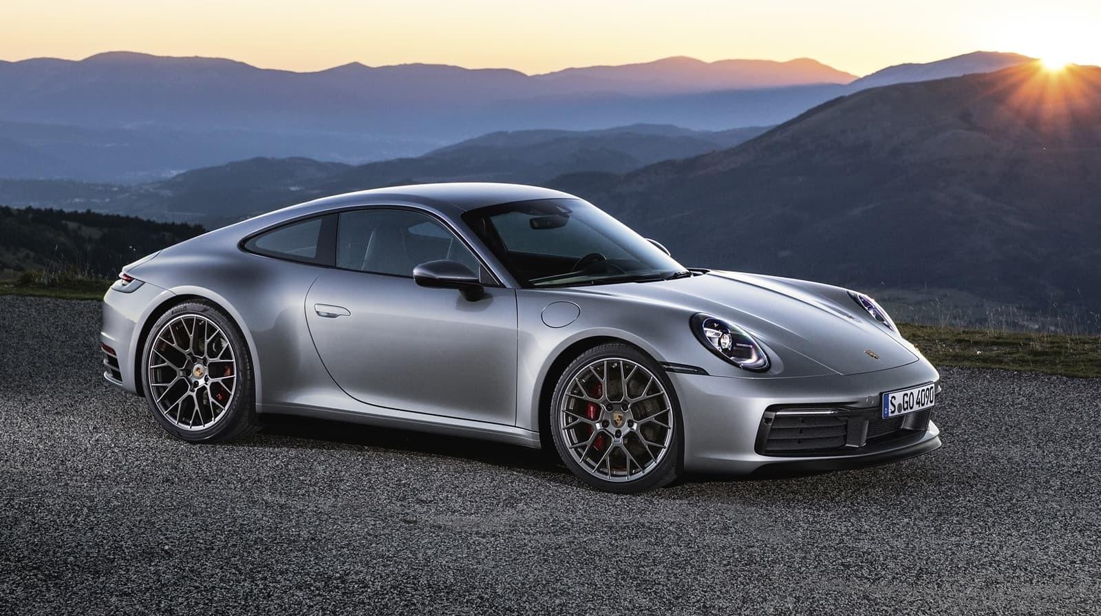 nuevo porsche 911 2019 el coche deportivo en la era digital diariomotor. Black Bedroom Furniture Sets. Home Design Ideas