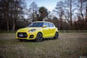 Prueba Suzuki Swift Sport 2 thumbnail