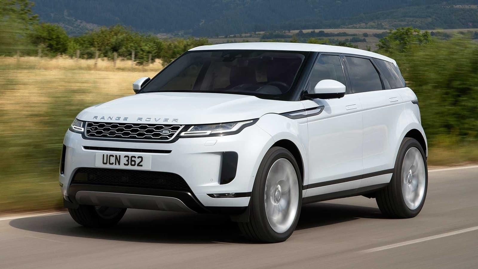 Range Rover Evoque 2019 1118 005