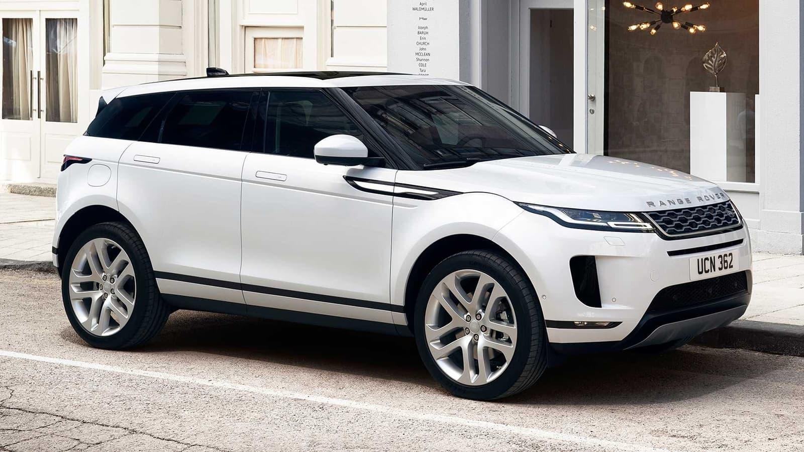 Range Rover Evoque 2019 1118 052