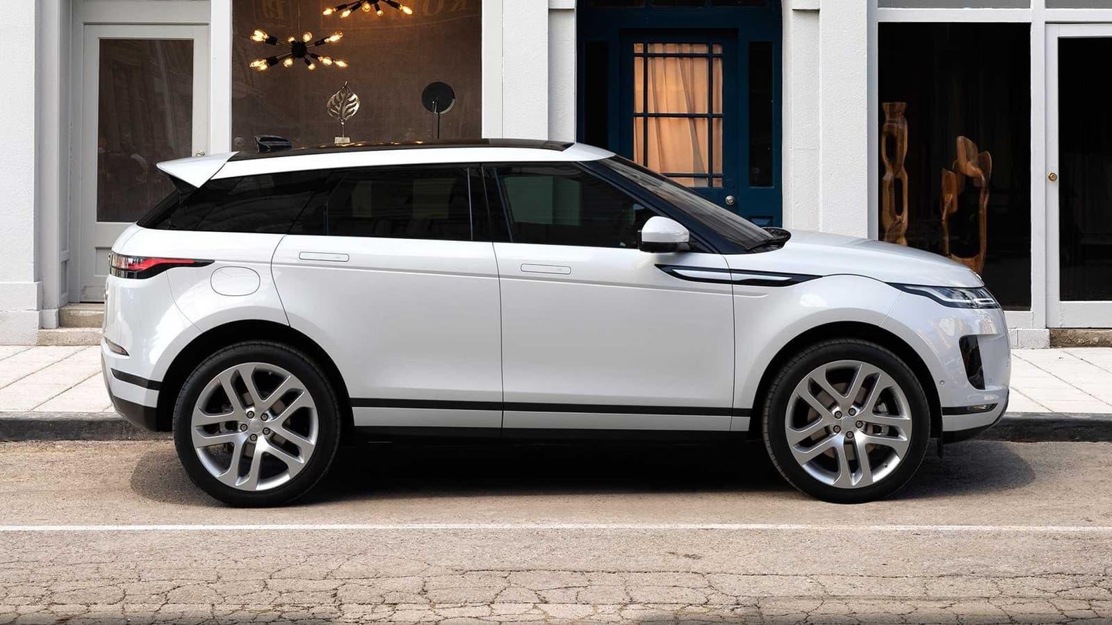 Range Rover Land Rover >> Range Rover Evoque 2019: todos los detalles del Velar en formato SUV compacto. Foto 29 de 65.