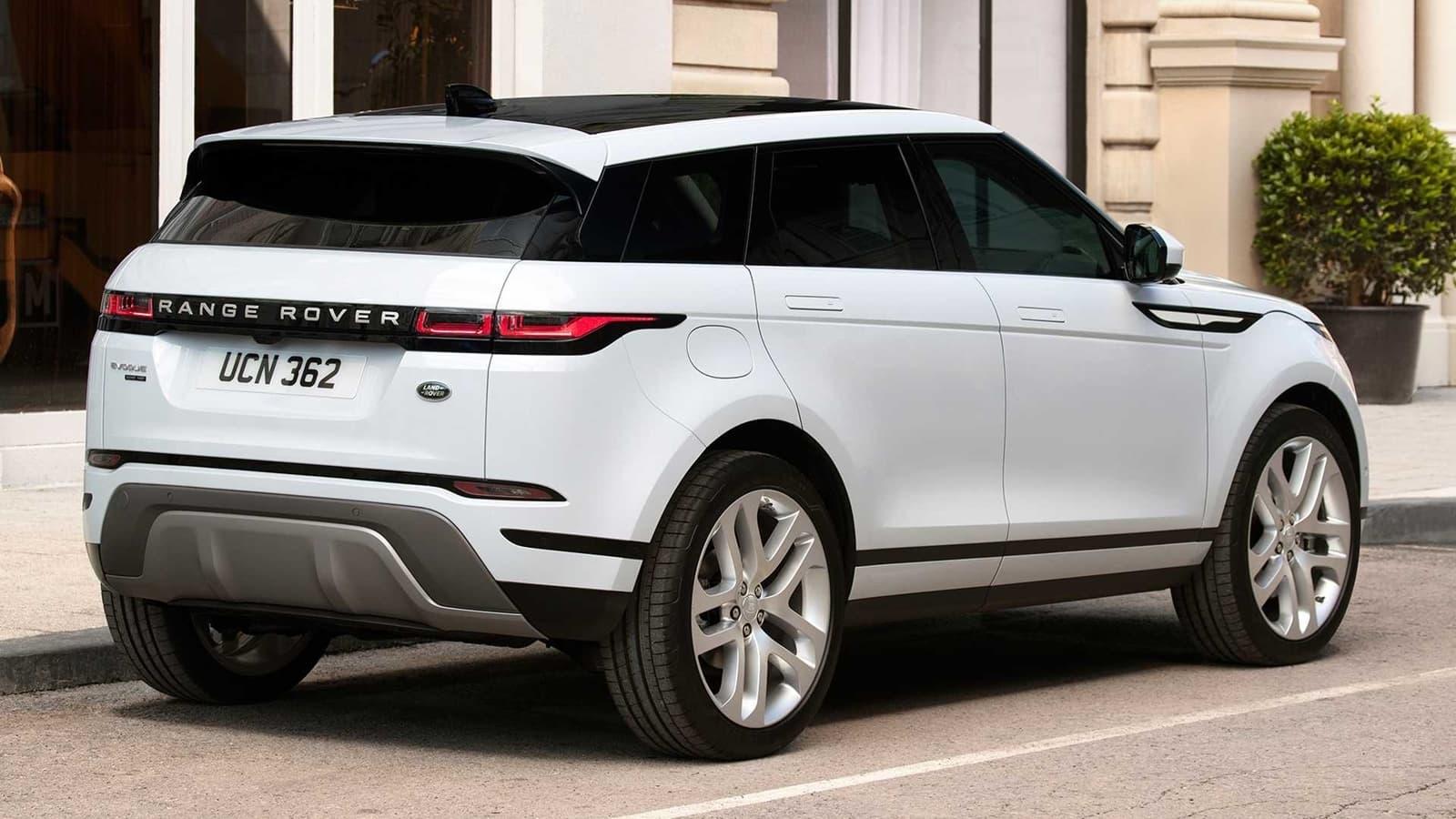 Range Rover Evoque 2019 1118 054