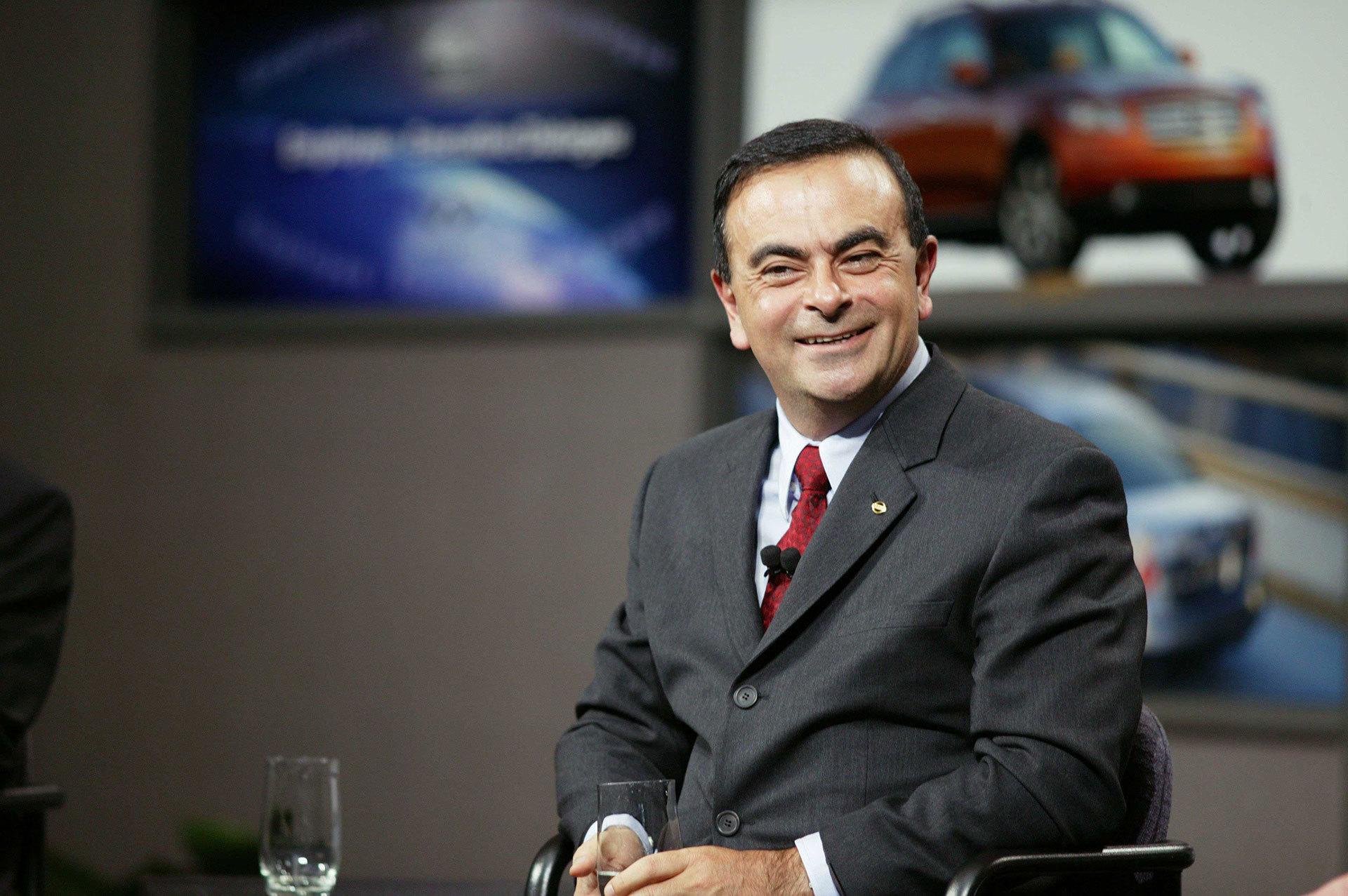 Renault Nissan Carlos Ghosn 01