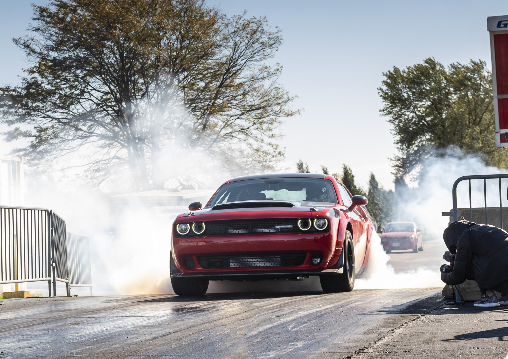 Speedkore Dodge Demon 1