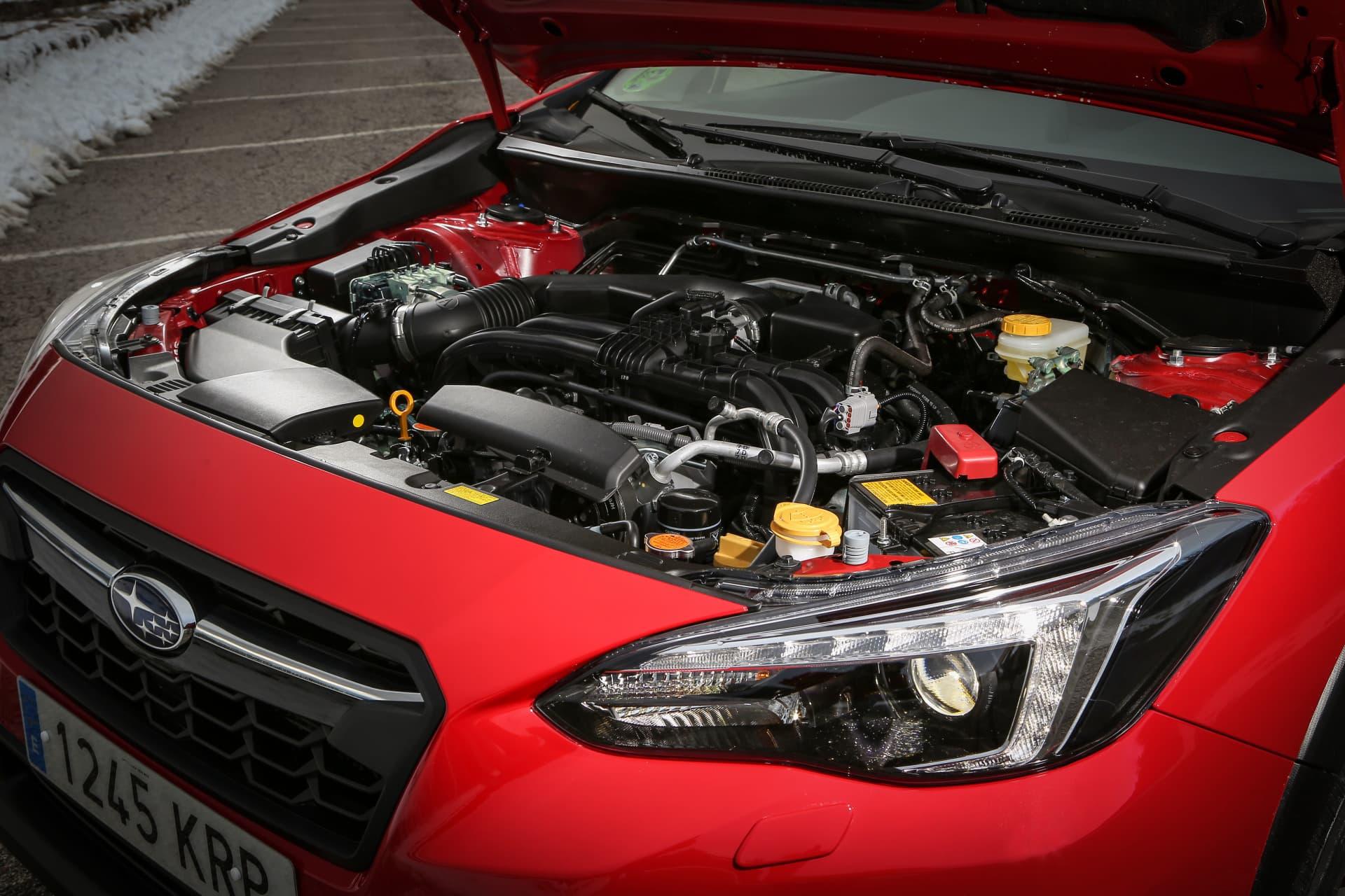 Subaru Xv Executive Plus 014
