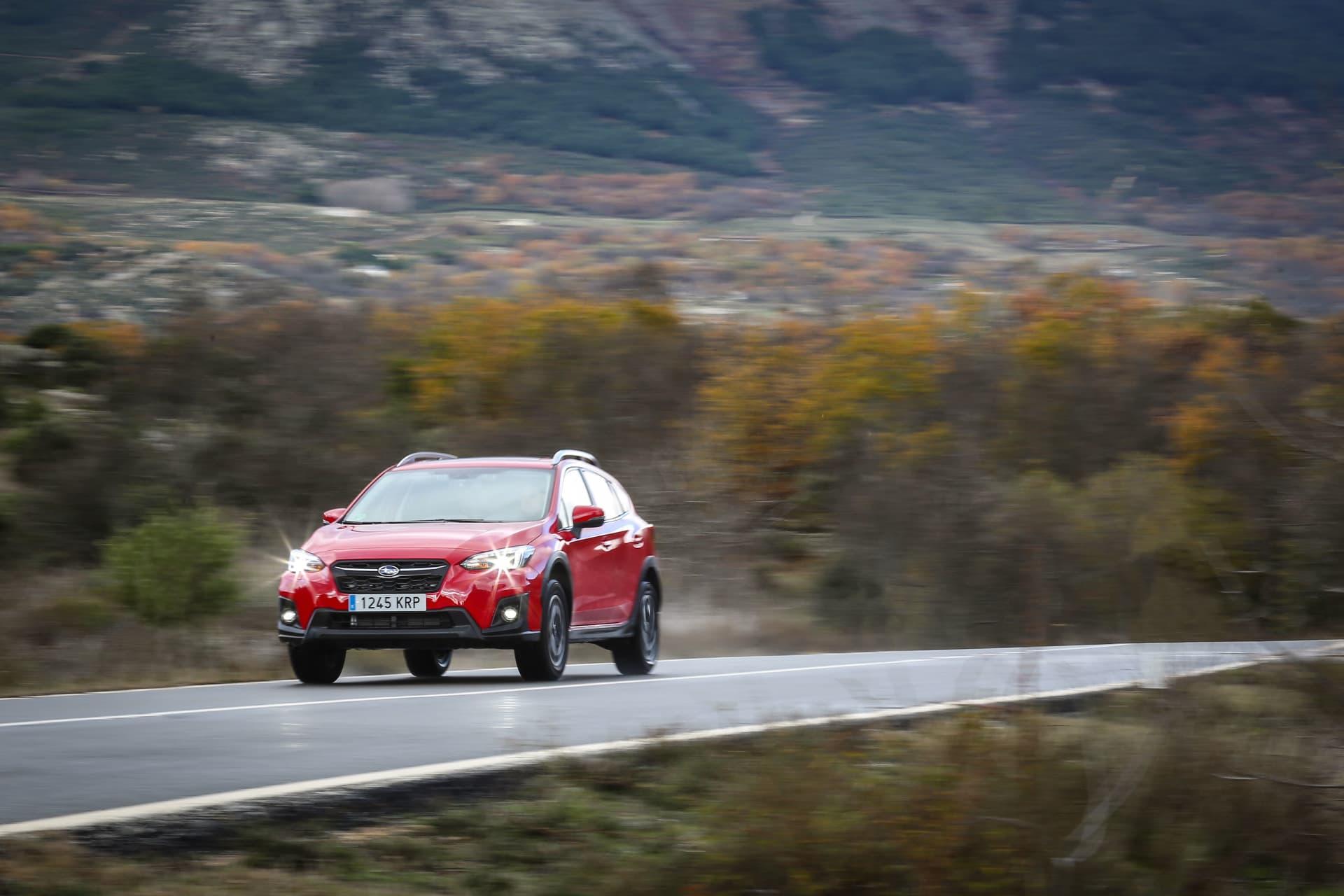 Subaru Xv Executive Plus 07