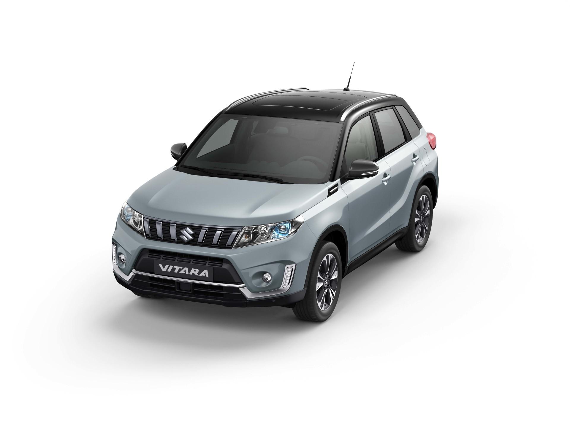 Suzuki Vitara 2018 501 1