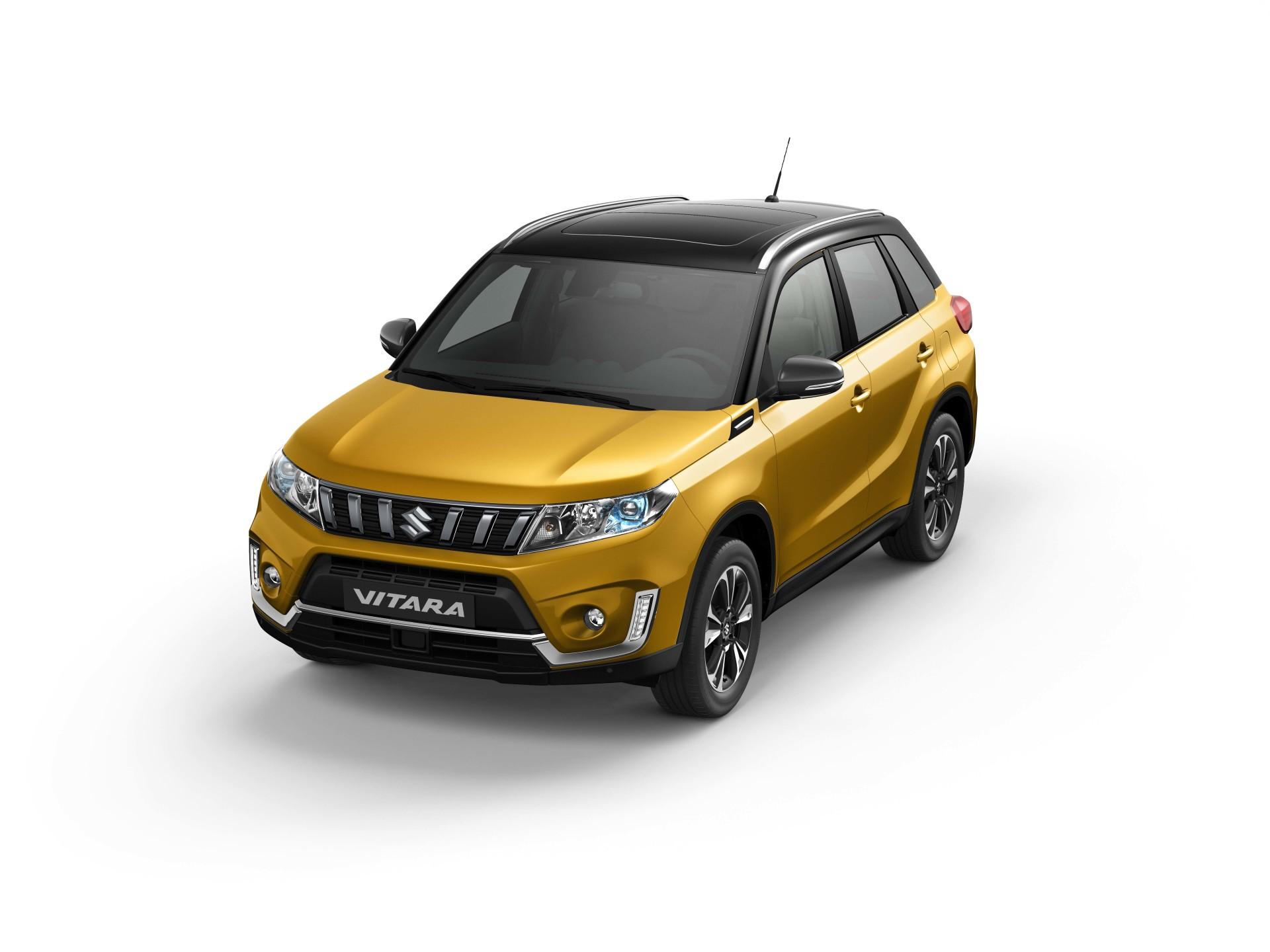 Suzuki Vitara 2018 503
