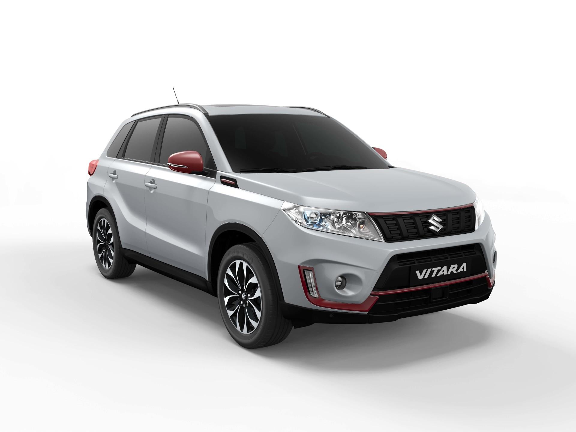 Suzuki Vitara 2018 Urban