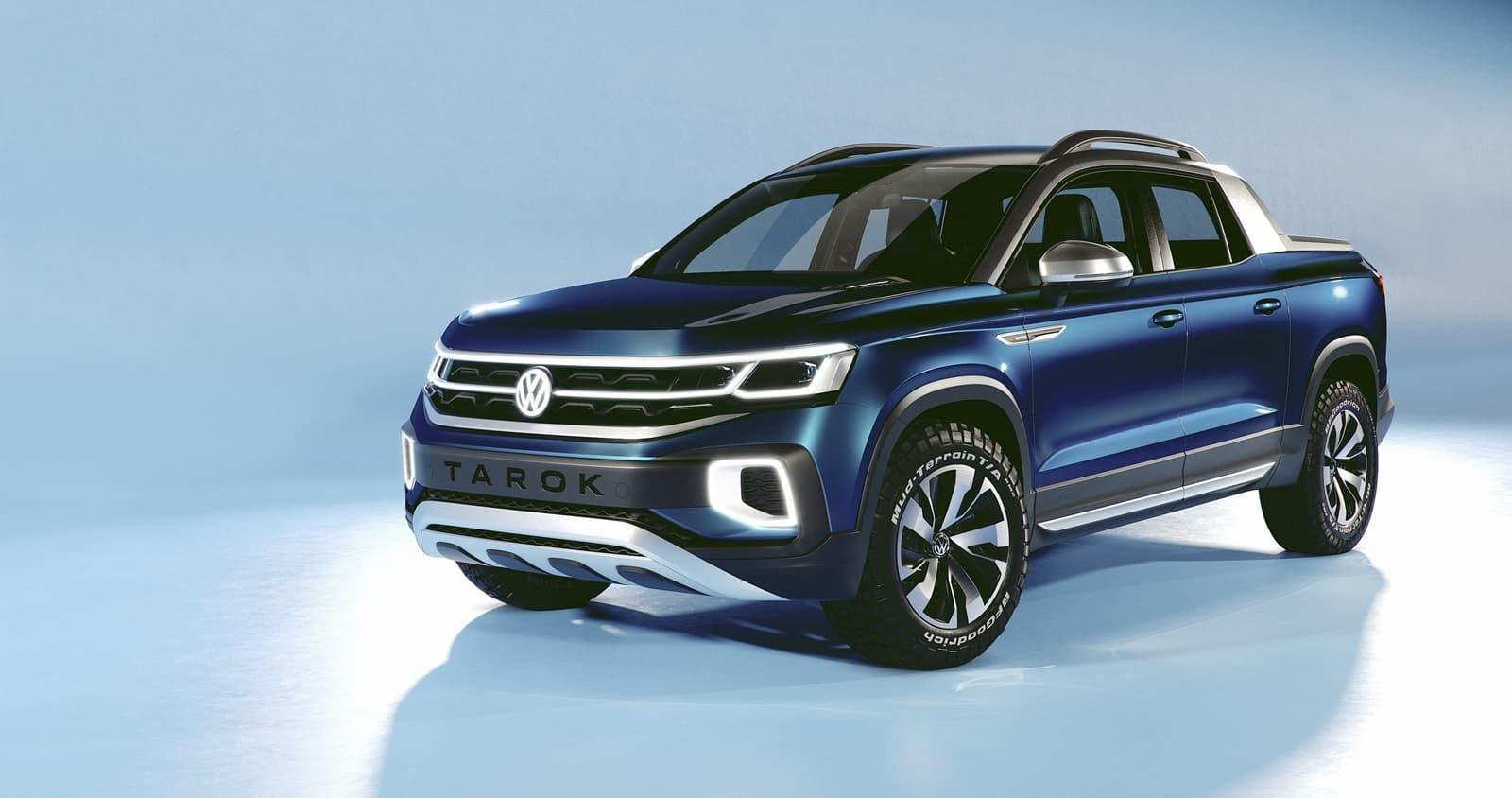 Volkswagen Tarok Concept 1118 001