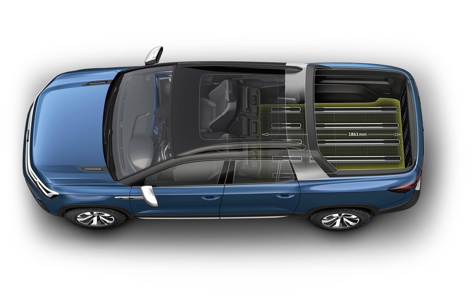 Volkswagen Tarok Concept 1118 007