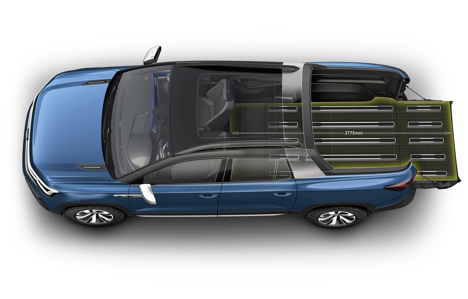 Volkswagen Tarok Concept 1118 008