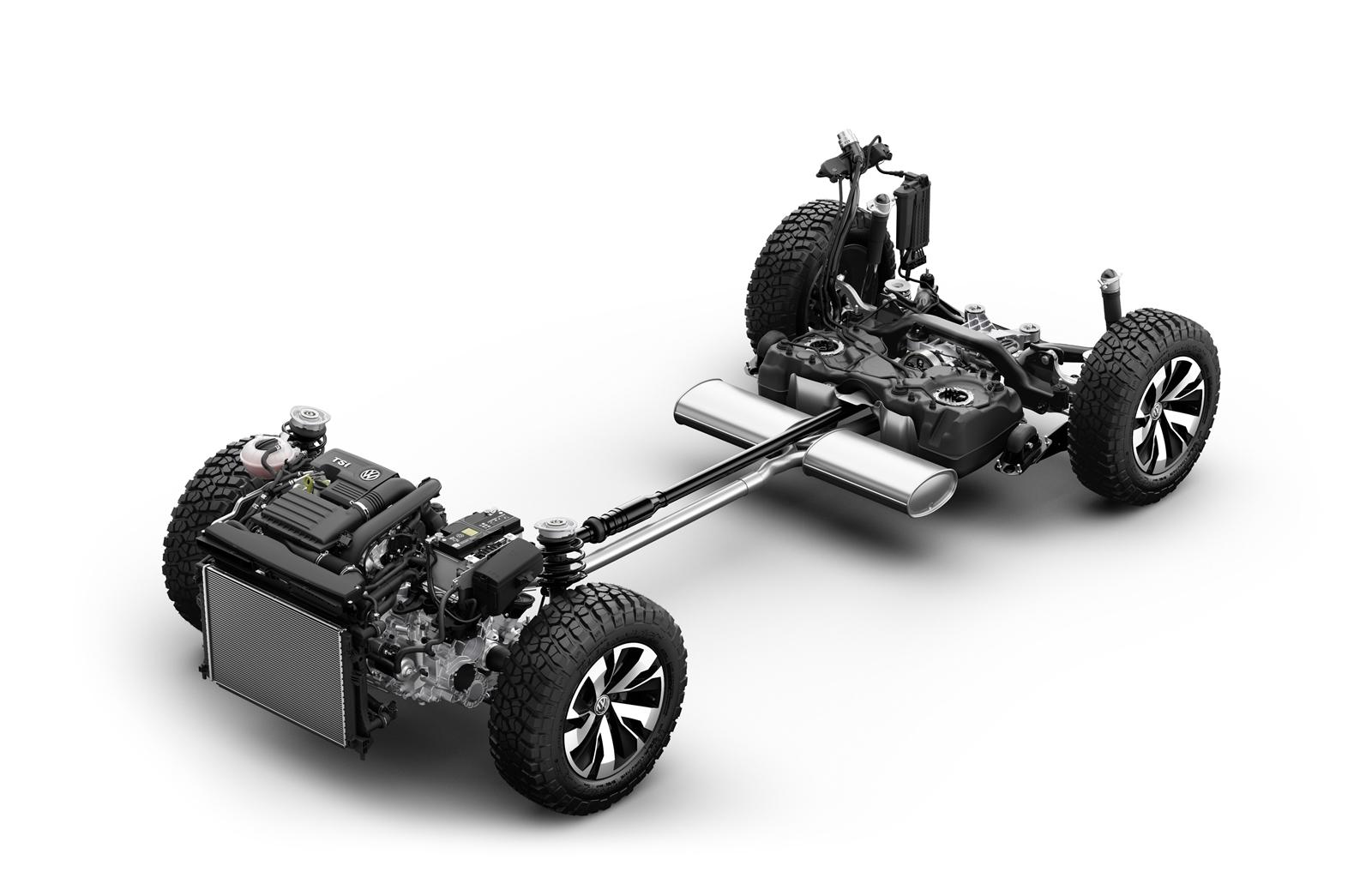 Volkswagen Tarok Concept 1118 010