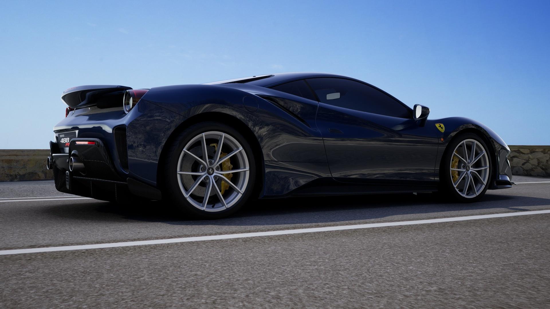 Configurador Ferrari 488 Pista 14