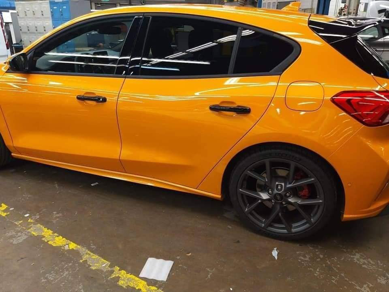 Ford Focus St 2019 Filtrado 2