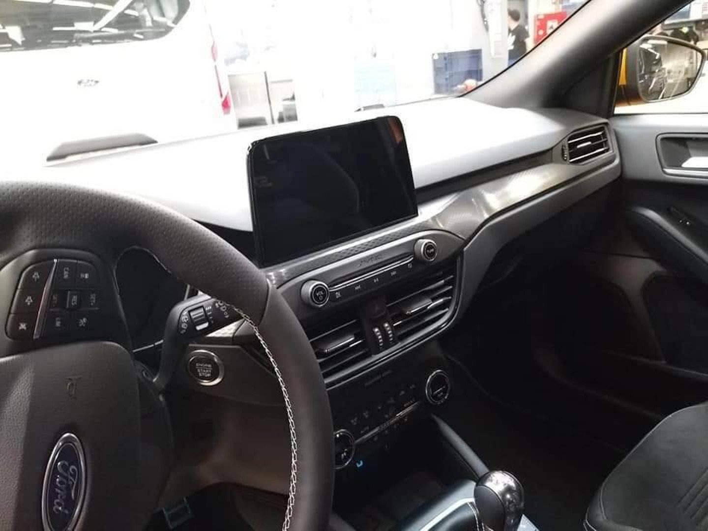 Ford Focus St 2019 Filtrado 4