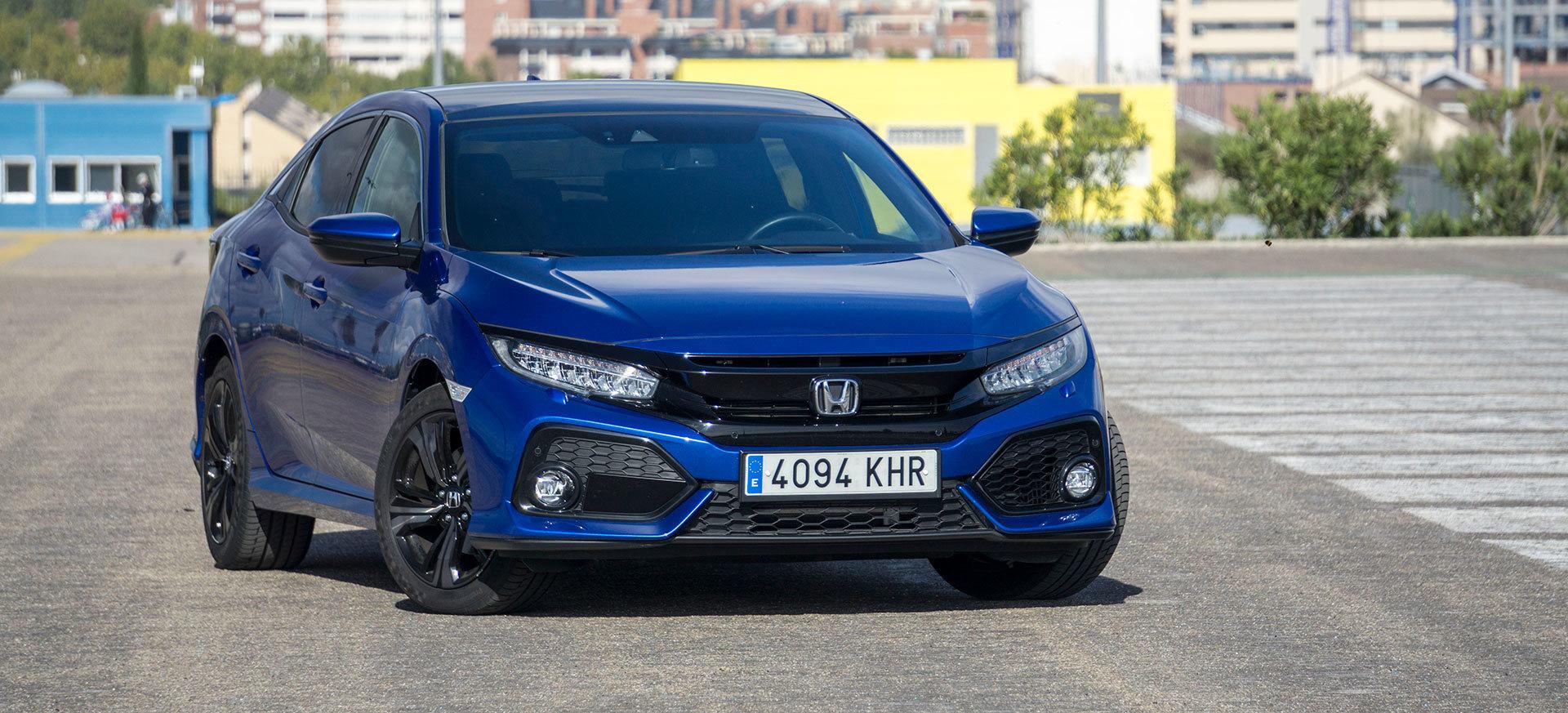 Honda Civic Diesel 2019 Prueba